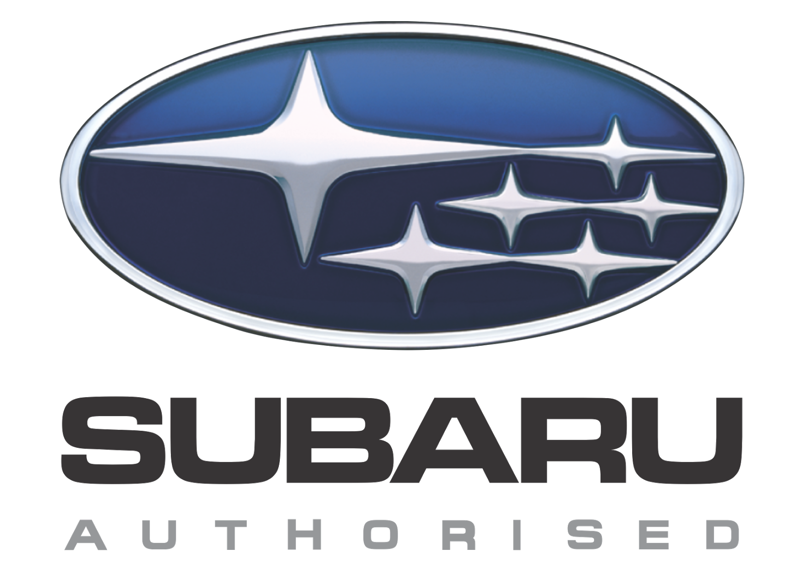Subaru Logo Vector Subaru Authorised Logo Vector