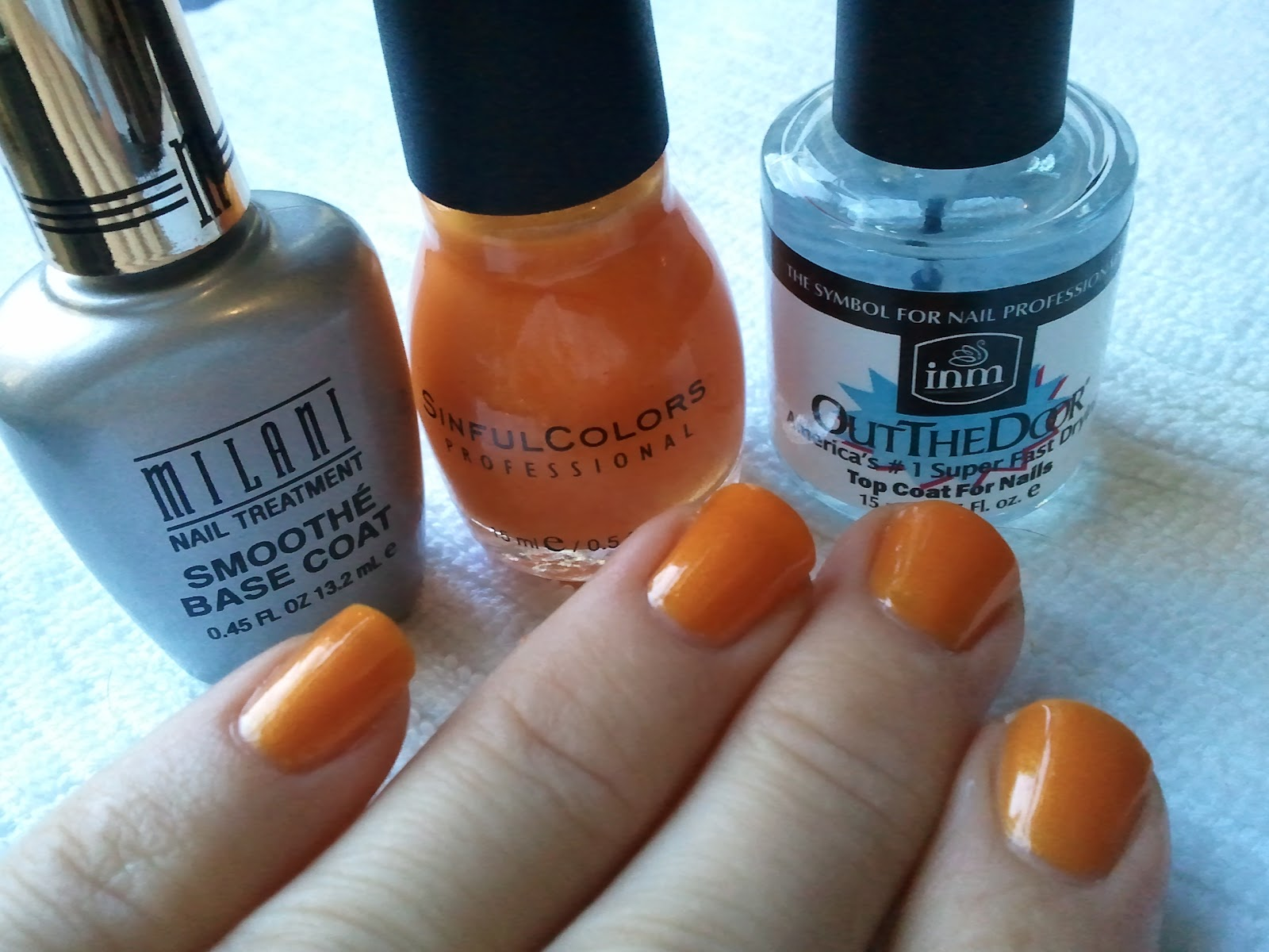 Kelly\'s Nail Blog: Sinful Colors... Cloud 9....Weird Name For This ...