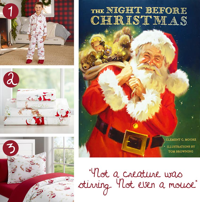 Sweet and Simple Magazine: Christmas Storytime Bedding * Christmas ...