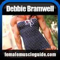 Debbie Bramwell Female Bodybuilder Thumbnail Image 2