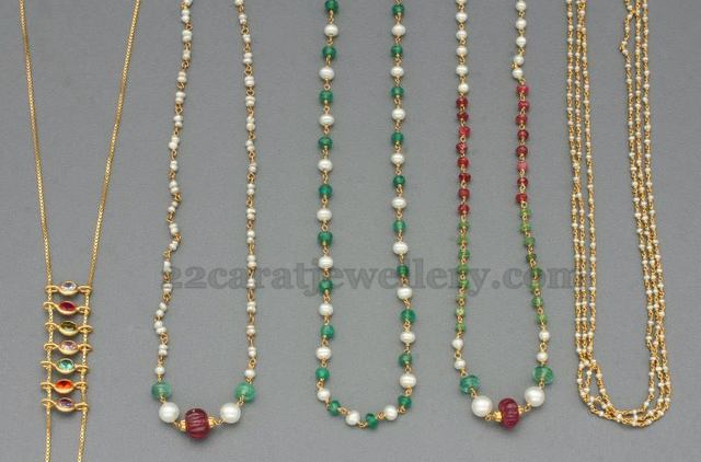 swarovski jewellery beads fancy designs necklaces