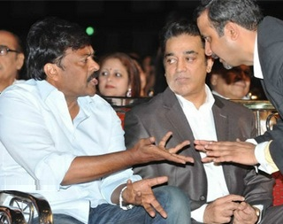 Kamal Hasan confused with Tollywood Egos !?