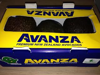 Avocado from New Zealand