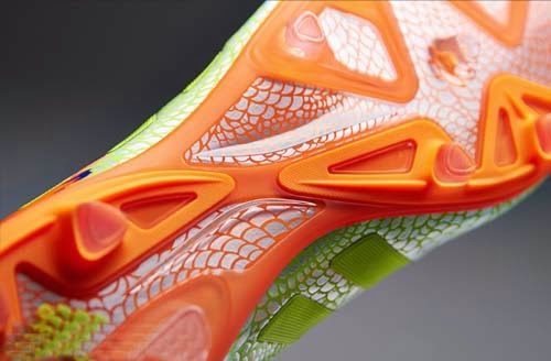 New adidas 11pro carnaval TRX FG-Slime zest limited edition