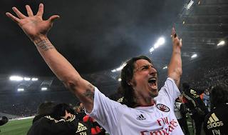 Milan Campeón De La Liga Italiana 2011