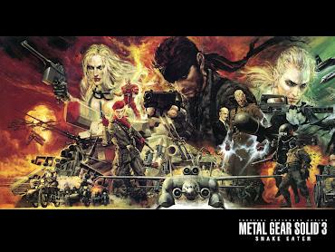 #36 Metal Gear Solid Wallpaper