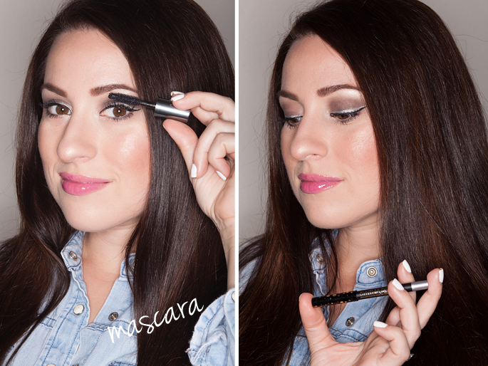 cynthia rowley silver eyeliner review and tutorial