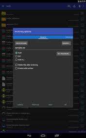 RAR for Android v5.20.build33 APK