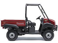 2013 Kawasaki Mule 4010 4x4 Diesel ATV Pictures 2