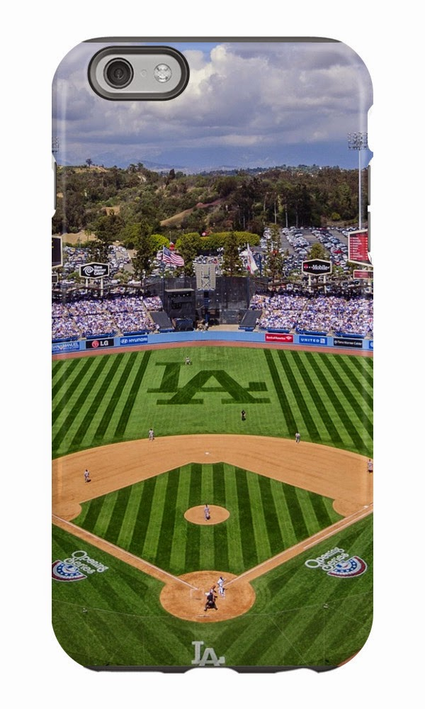 Los Angeles Dodgers MLB Stadium iPhone 6 Case