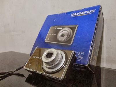 Jual Kamera Digital Bekas Olympus FE-4020