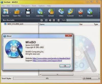 WinISO Standard 6.3.0.5045 Full