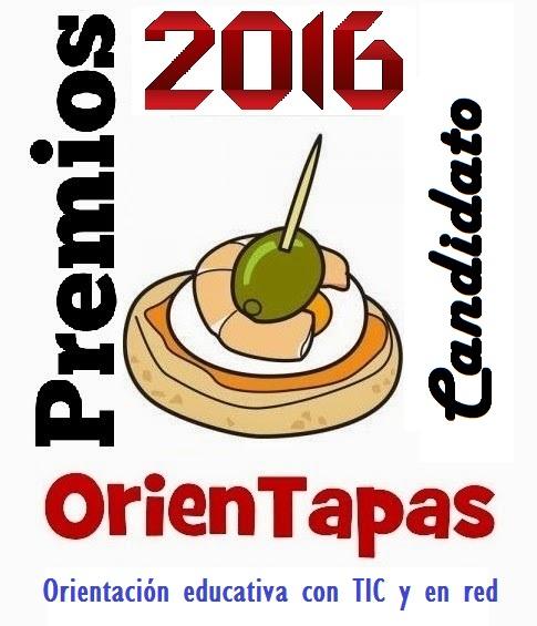 Candidatos Premios OrientaTapas 2016