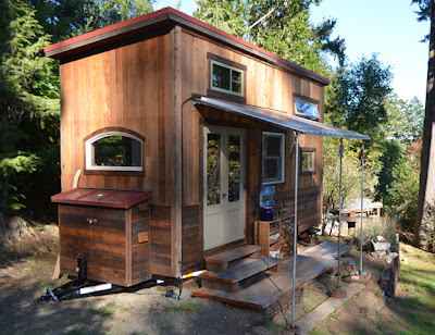 Lloyd S Blog Really Nice Tiny Home In Norcal Woods