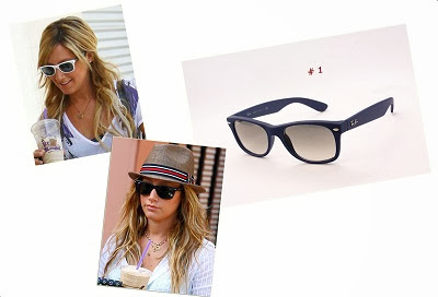 What are the most popular Ray Ban Men and Women sunglasses?