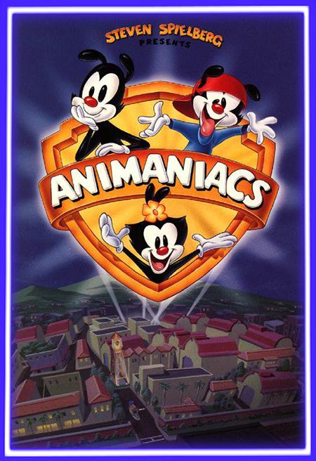Animaniacs - Latino - 45 Capítulos - MEGA