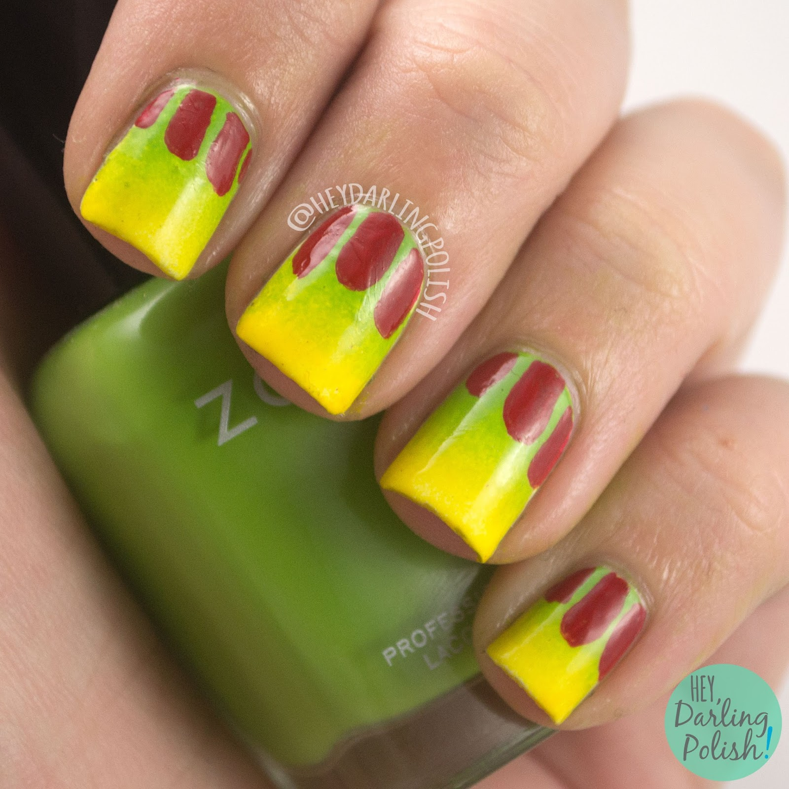 Hey, Darling Polish!: 31 Day Challenge: Inspired By A Movie