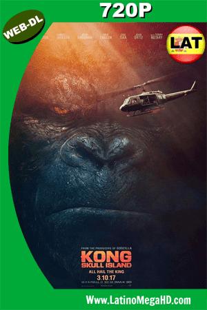 Kong: la Isla Calavera (2017) Latino HD WEB-DL 720P - 2017