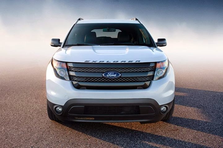 Ford Explorer Sport with EcoBoost