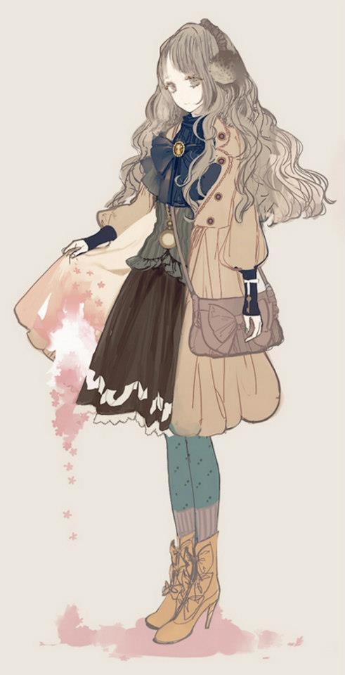 Appreciate, Respect, LOVE: My Fashion and Cute Anime