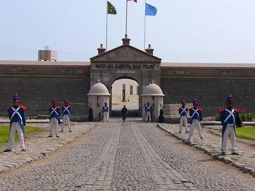 Museo del Ejército Fortaleza del Real Felipe