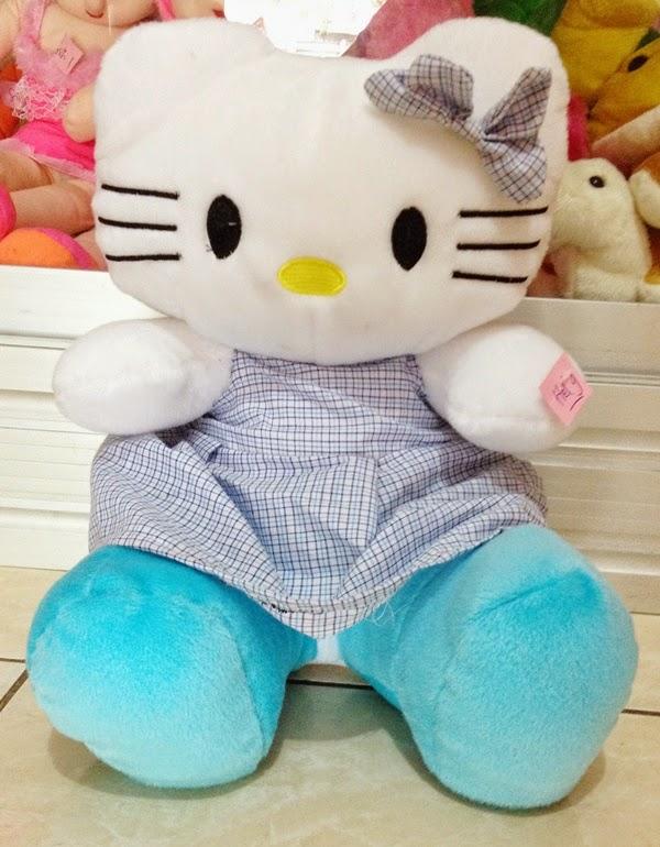 Gratis gambar boneka hello kitty lucu banget