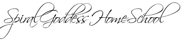 Spiral Goddess Home School