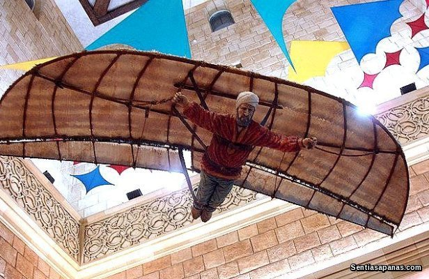 Ibn Firnas Manusia Pertama Terbang Di Udara