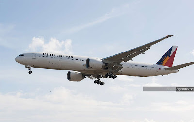 philippine airlines flights to london