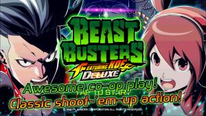 BEAST BUSTERS feat.KOF Deluxe MOD APK