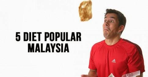 5 Diet Paling Popular Malaysia | shameel iskandar