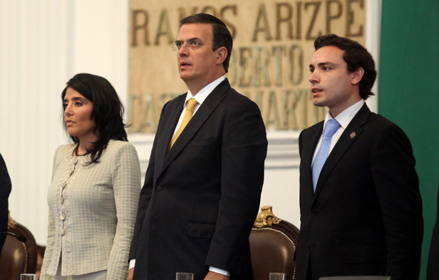 Marcelo Ebrard Nahuatl Gobierno Marcelo Ebrard