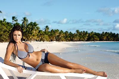 Monika Pietrasinska Swimwear photoshoot
