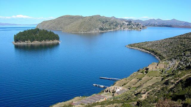 Isla Del Sol , Bolivia