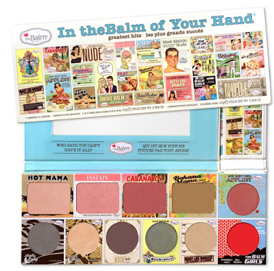 the balm mini size