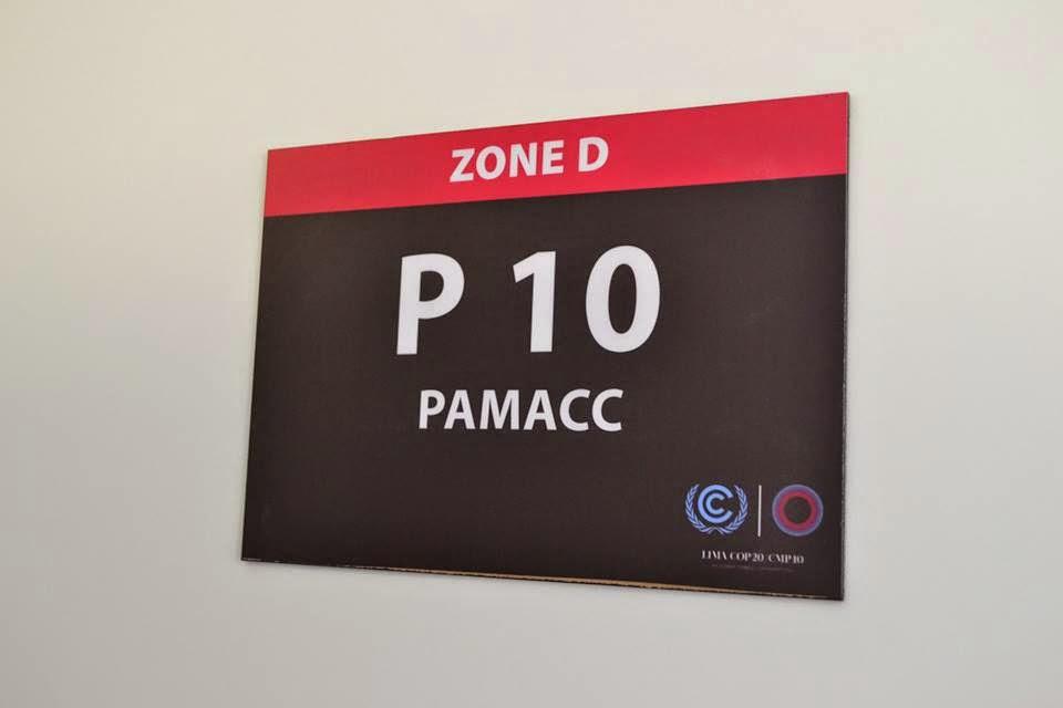 PAMACC @ THE COP!