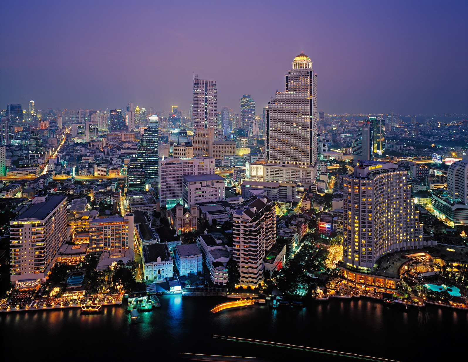 Bangkok Thailand Tourist Destinations