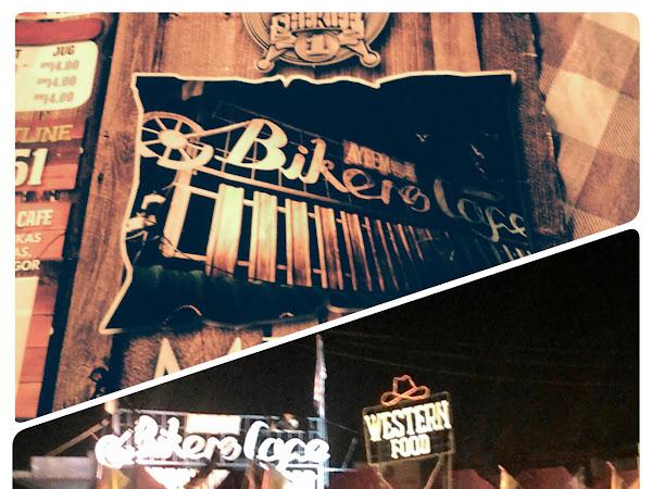 Ayeem Burger Bikers Cafe,Paya Jaras