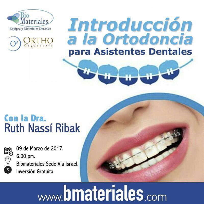 Introducción a la Ortodoncia para Asistentes Dentales