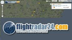 Click para localizar aeronaves no mundo todo