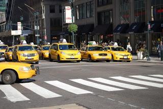 タクシー市場