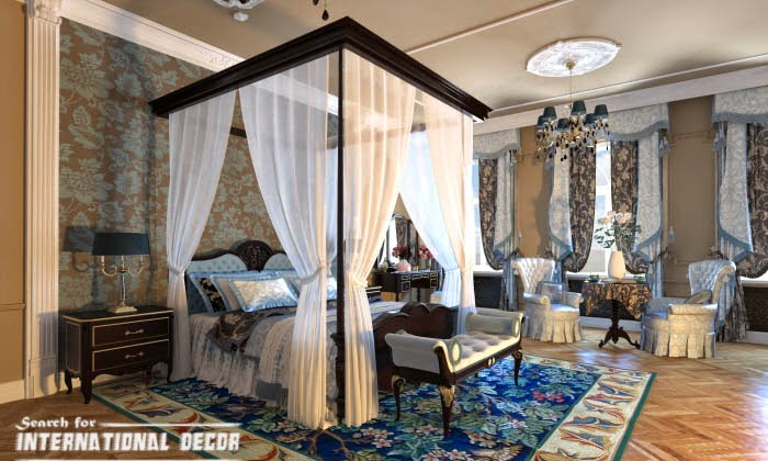 How to create a real classic interior design for Interior design bedroom classic