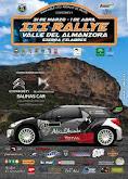 III Rally Valle del Almanzora