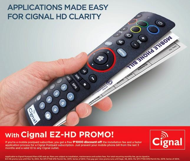 Cignal EZ HD