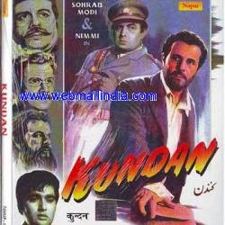 Kundan 1955 Hindi Movie Watch Online
