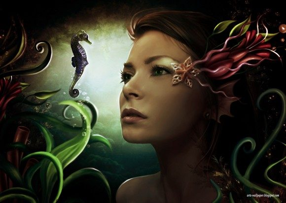 Fantasy Art Wallpaper Elene Dudina Artwok 10