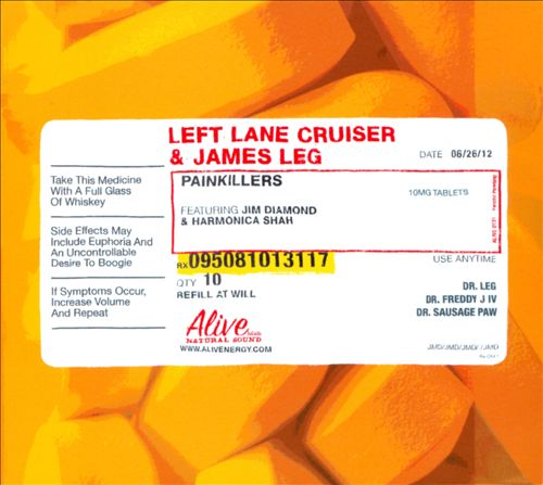 Left Lane Cruiser Tour