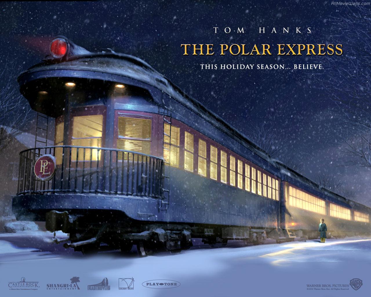 The Polar Express sleighs 'em
