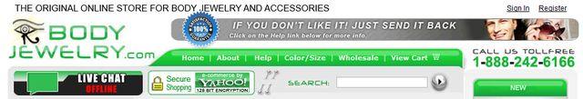 Body Jewelry.com