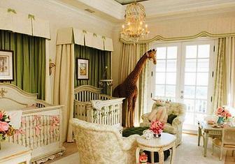 baby room giraffe to decor - Baby Themed Rooms